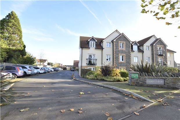 Thumbnail Flat for sale in Cabot Court, Bath Road, Longwell Green
