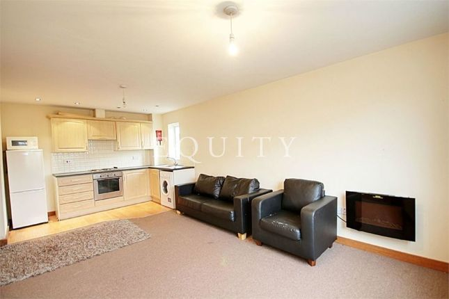 Thumbnail Flat for sale in Rossmore Close, Enfield