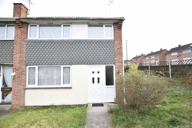 Thumbnail End terrace house to rent in Chavenege, Kingswood