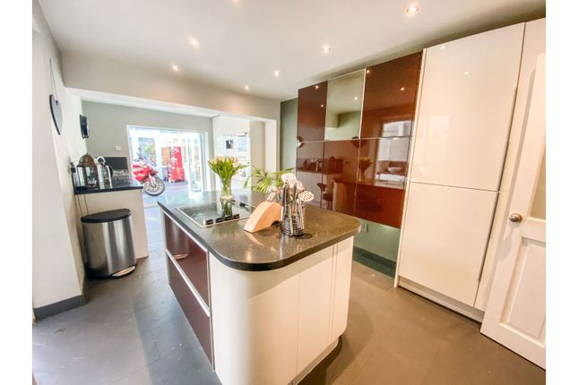 Thumbnail Semi-detached house for sale in Wyndham Crescent, Pontcanna