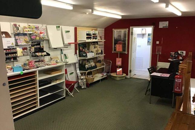 Thumbnail Retail premises for sale in Castle Street, Tredegar