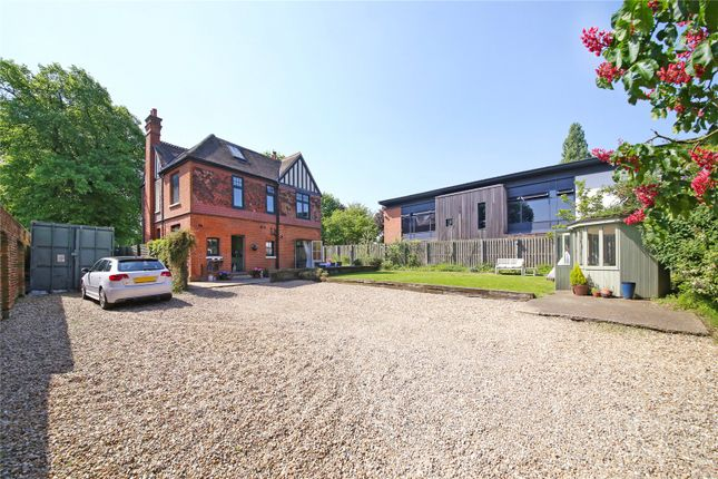 Thumbnail Detached house for sale in Cemetery Lane, London
