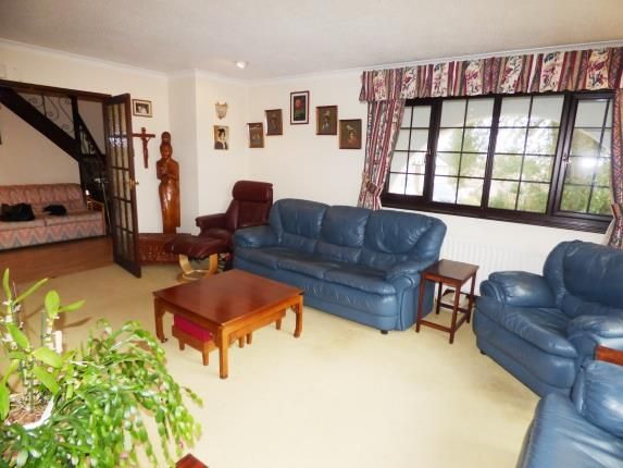 Living Room of Lodge Drive, Weston-Super-Mare BS23