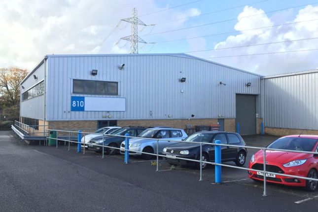 Thumbnail Industrial to let in Unit 810, 166 Fareham Road, Fareham Reach, Gosport