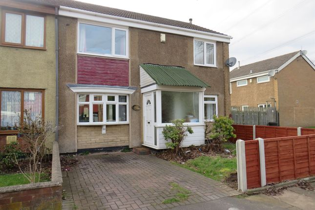 3 bed end terrace house for sale in Chillinghome Road, Hodge Hill, Birmingham