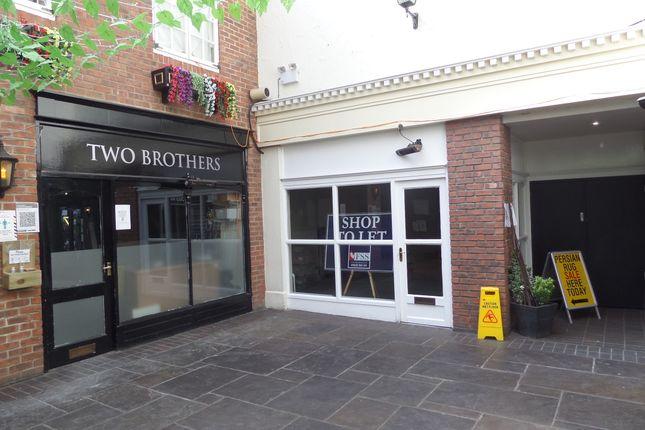 Thumbnail Retail premises to let in Unit 5, Castle Courtyard, Market Place, Knaresborough