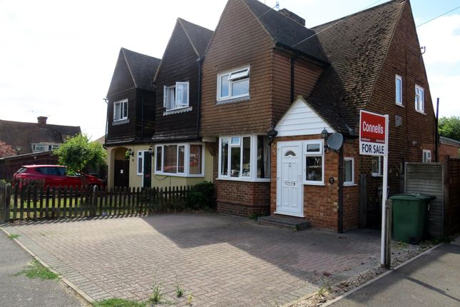 Thumbnail Semi-detached house for sale in Medway Avenue, Yalding, Maidstone