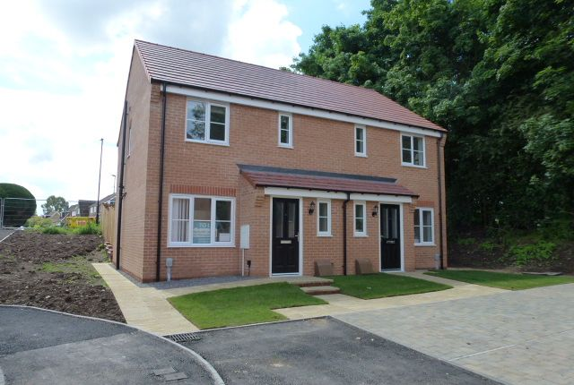 Thumbnail Semi-detached house to rent in Cathedral Mews, Ripon