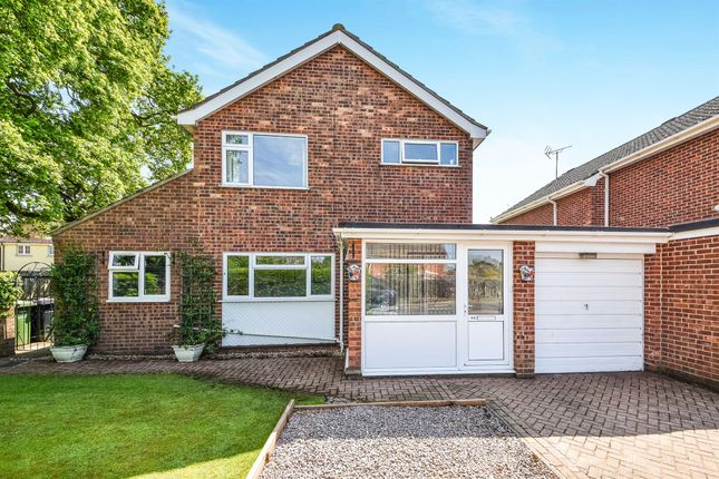 Thumbnail Link-detached house for sale in Pine Road, South Wootton, King's Lynn