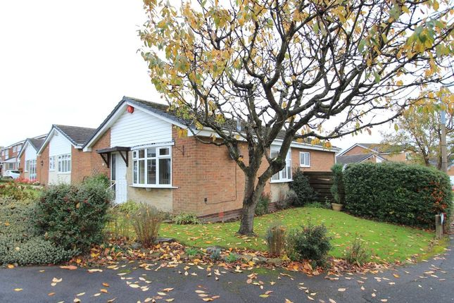 Thumbnail Detached bungalow for sale in Sherwood Road, Dronfield Woodhouse, Dronfield