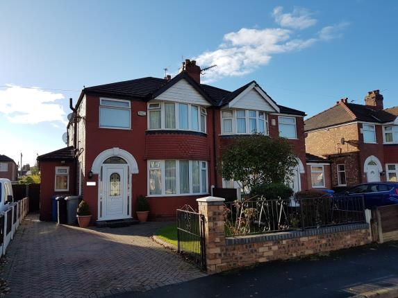 Thumbnail Semi-detached house for sale in Sylvan Avenue, Timperley, Altrincham, Greater Manchester