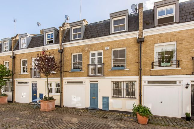 Image of Elnathan Mews, London W9