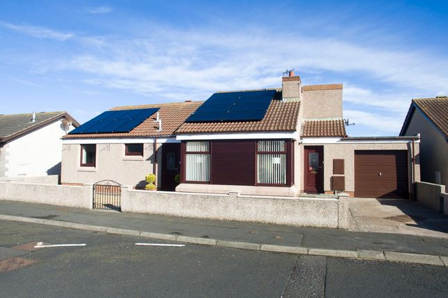 Detached bungalow for sale in Barefoots Crescent, Eyemouth