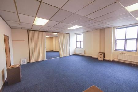 Office to let in 2nd Floor Drapers Building, Rowbottom Square, Wigan