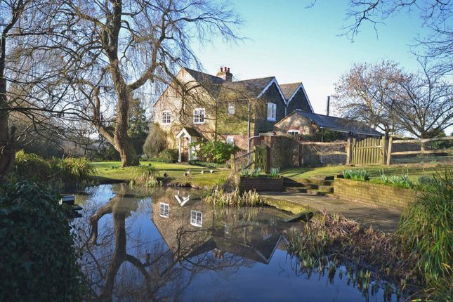 Thumbnail Detached house for sale in Biddleside Farmhouse, Slindon Common