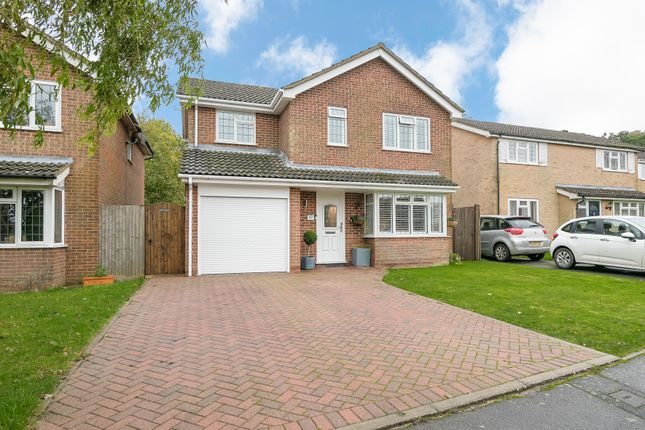Thumbnail Detached house for sale in Octavian Drive, Lympne, Hythe
