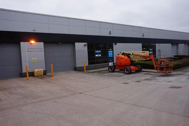 Thumbnail Light industrial to let in Unit 6 Premier Park, Road One, Winsford, Cheshire