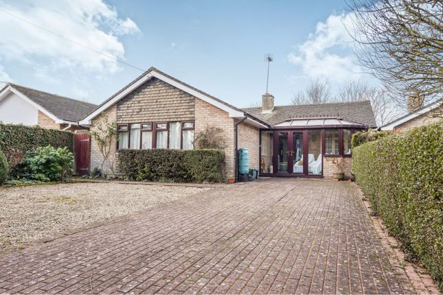 Thumbnail Detached bungalow for sale in Church Lane, Towersey, Thame