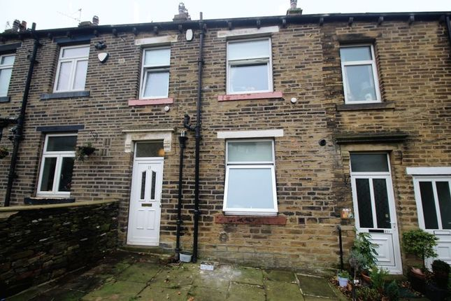 Thumbnail Terraced house for sale in Amblers Terrace, Halifax