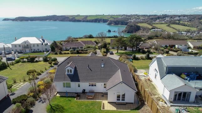 Thumbnail Detached house for sale in Carlyon Bay, St. Austell, Cornwall