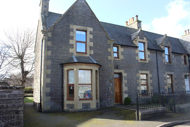 Thumbnail Semi-detached house for sale in West Park, Wick
