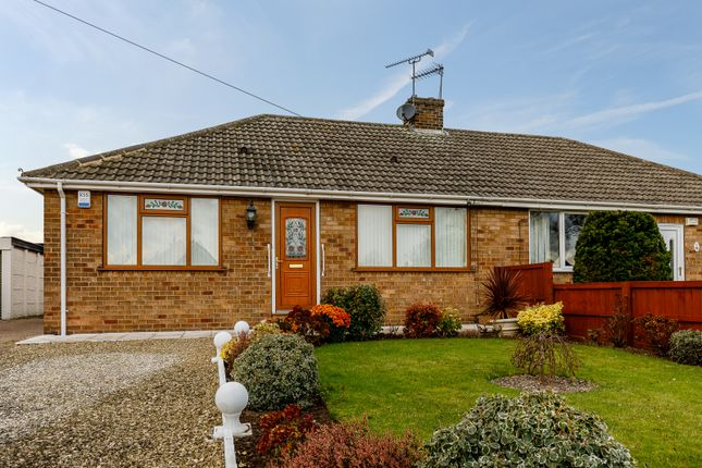 Thumbnail Bungalow for sale in Wentworth Close, Goole