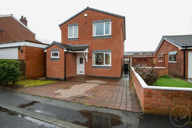 Thumbnail Detached house for sale in Bromilow Road, Skelmersdale