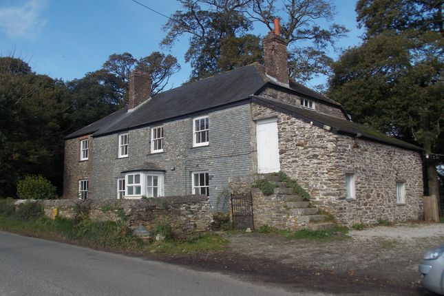Thumbnail Property to rent in Peruppa Farmhouse, Pentewan, St Austell