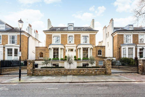 Thumbnail Property to rent in Holland Villas Road, Holland Park