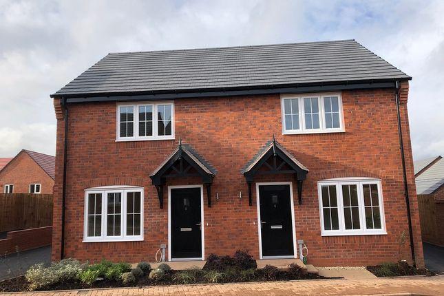 Semi-detached house for sale in Burton Road, Lichfield