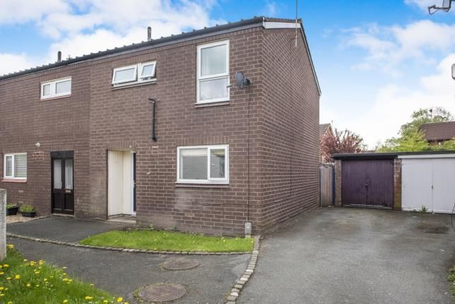 3 bed semi-detached house for sale in Canada Close, Fearnhead, Warrington, Cheshire