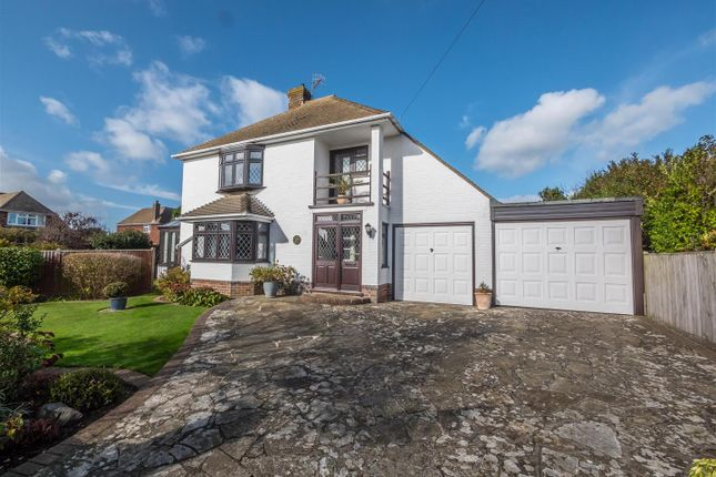 Thumbnail Detached house for sale in Cornfield Road, Seaford