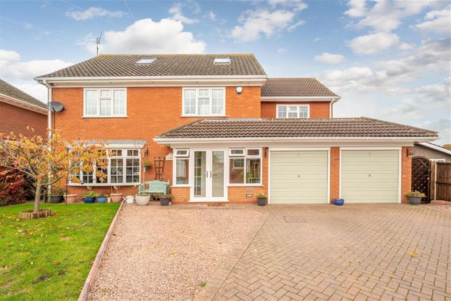 Thumbnail Detached house for sale in St. Johns Close, Swindon