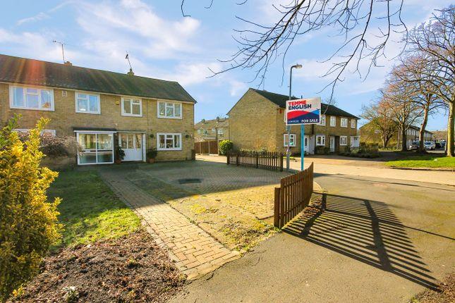Thumbnail End terrace house for sale in Deepdene, Kingswood, Basildon