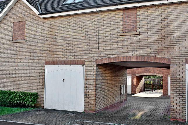 Garage of Longacres, Brackla, Bridgend. CF31