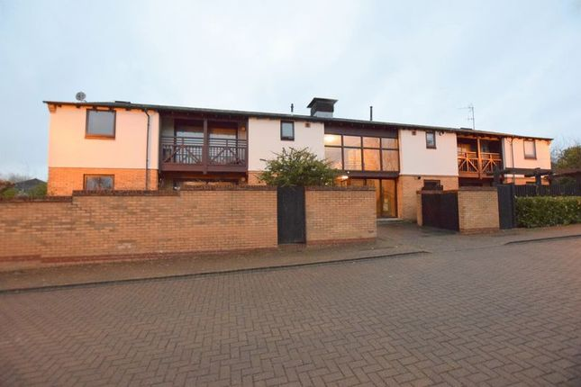 Thumbnail 1 bed flat for sale in Homeward Court, Loughton, Milton Keynes