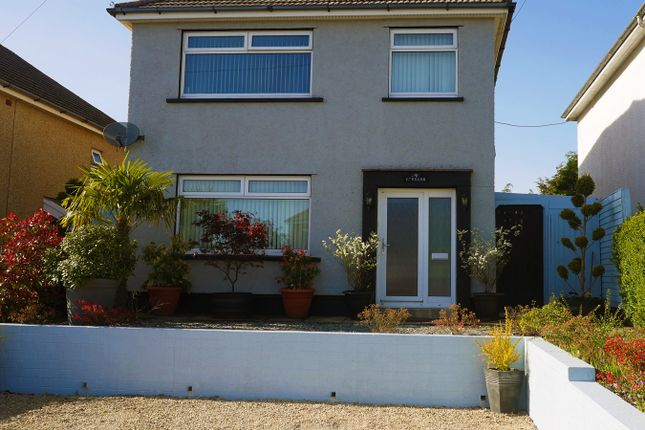 Detached house for sale in Beaufort, Ebbw Vale