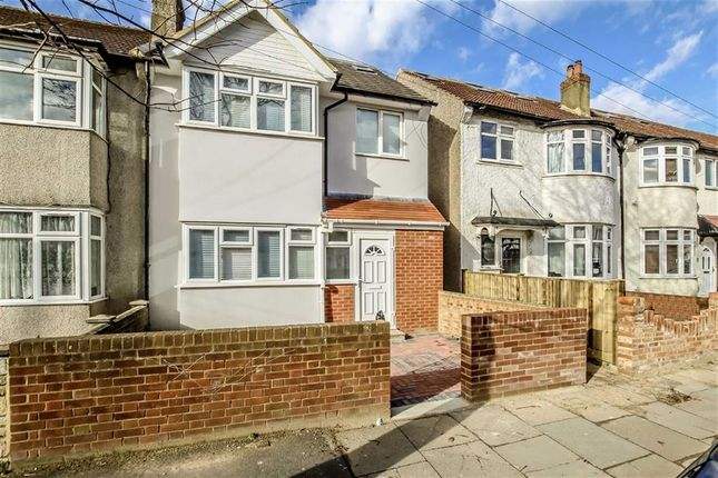 Thumbnail Terraced house to rent in Donnybrook Road, London
