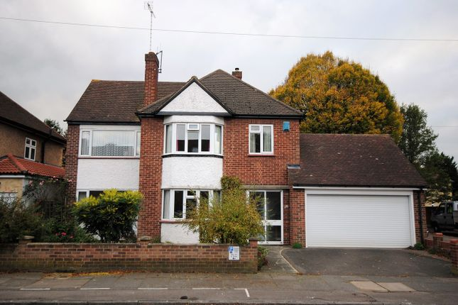Thumbnail Detached house for sale in Oaklands Crescent, Old Moulsham, Chelmsford