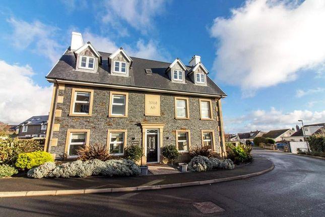 Thumbnail Town house for sale in Scarlett House, 45 Knock Rushen, Scarlett, Castletown