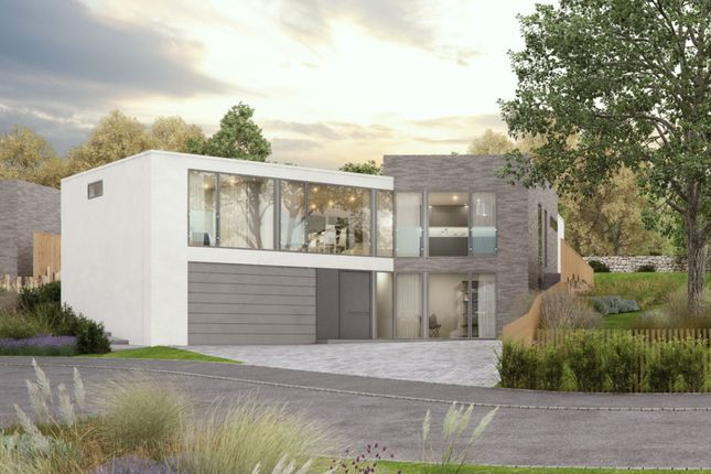 Thumbnail Detached house for sale in House 4, Brook View, Farmborough, Somerset