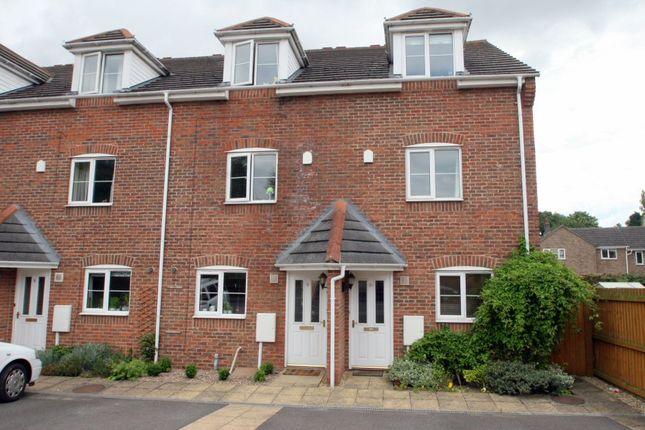 Thumbnail End terrace house to rent in The Courtyard, Stamford