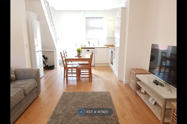 Thumbnail Terraced house to rent in Parkside Road, Birkenhead
