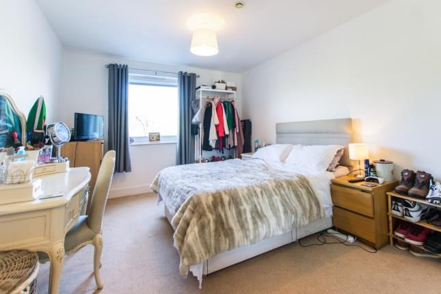 Bedroom of Jones Point House, Ferry Court, Cardiff, Caerdydd CF11