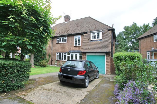 Thumbnail Semi-detached house for sale in Brooke Close, Bushey