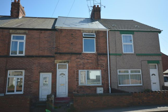 Thumbnail Terraced house for sale in Calow Lane, Hasland, Chesterfield