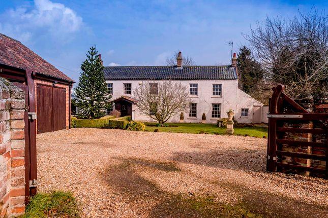 Thumbnail Detached house for sale in Lynn Road, Gayton, King's Lynn, Norfolk