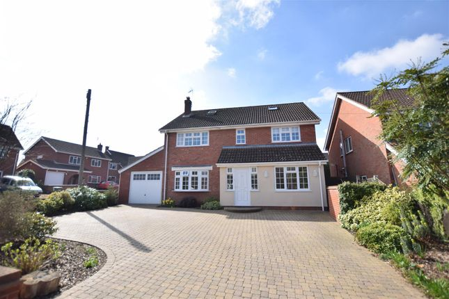 Thumbnail Detached house for sale in Drayton, Norwich