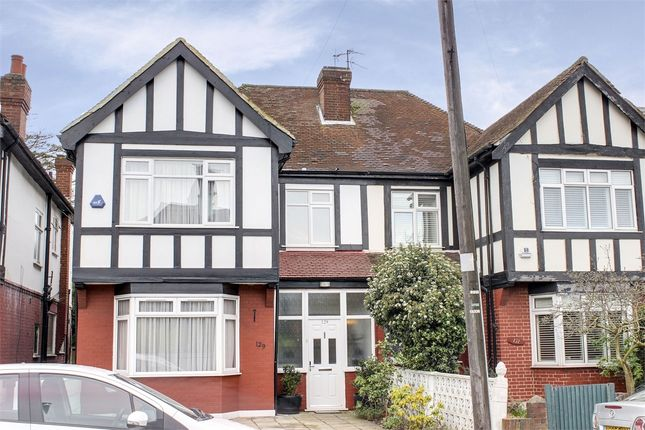 Thumbnail Semi-detached house for sale in Durnsford Road, Alexandra Park, London