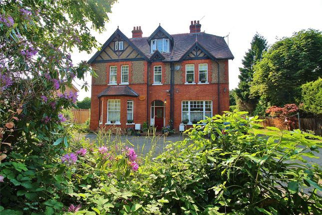 Thumbnail Flat for sale in Castle Road, Horsell, Surrey